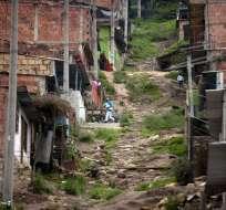 ECUADOR.- Según Senplades, unas 126.000 personas salieron de la pobreza extrema al año 2017. Foto: Archivo