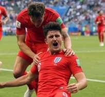 La selección inglesa no alcanzaba una semifinal desde 1990.
