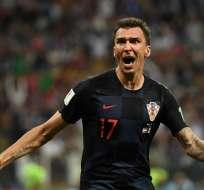 El elenco europeo venció 2-1 a Inglaterra en tiempos extra. Foto: YURI CORTEZ / AFP