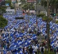 Cuatro policías y un manifestante murieron en el municipio Morrito. Foto: AFP