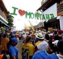Presidente Moreno firmó decreto para que entre vigencia la exigencia del seguro de salud. Foto: Ministerio Turismo