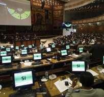 QUITO, Ecuador.- Seguridad fronteriza es una de las mesas legislativas cuyo trabajo está en la mira. Foto: API