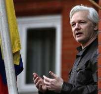 "INGLATERRA.- Según medios londinenses, Ecuador está ""en conversaciones"" para desalojar a Assange. Foto: Archivo"