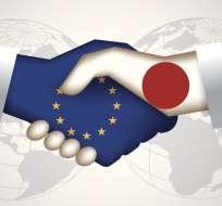 La alianza entre la UE y Japón cubrirá a casi un tercio del PIB mundial. Foto: Getty Images