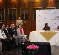 La iniciativa, que busca reformar ocho leyes, plantea luchar contra la corrupción. Foto: API