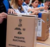 ECUADOR.- Consejo transitorio debe definir si designa a un CNE temporal o definitivo antes de elecciones. Foto: Archivo