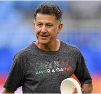 El entrenador colombiano dirigió a México en el Mundial Rusia 2018. Foto: Archivo