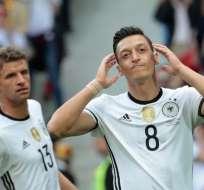 Mesut Özil renunció este domingo 22 de julio del 2018 a la selección alemana. Foto: AFP