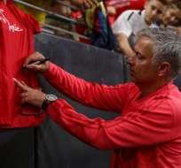 El entrenador portugués cree que el 'Toño' se va a lesionar mucho. Foto: Christian Petersen / GETTY IMAGES NORTH AMERICA / AFP