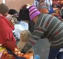 De enero a junio ingresaron más de 70 mil venezolanos a Ecuador. Foto: Captura de video
