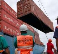 ECUADOR.- El intercambio comercial del país con este mercado, supera los $1.500 millones. Foto: Archivo