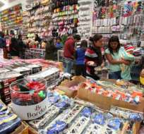 El resultado se obtuvo de un balance realizado de las exportaciones e importaciones en Ecuador. Foto: Ecuador Inmediato.