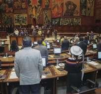 Aún queda pendiente el proceso contra la exministra Espinosa. Foto: Archivo.