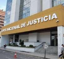 ECUADOR.- La audiencia preparatoria de juicio está prevista para el próximo 31 de julio de 2018. Foto: Archivo
