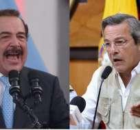 GUAYAQUIL, Ecuador.- En su discurso del 25 de julio, el alcalde habló del perfil de su reemplazo en 2019. Collage: Ecuavisa