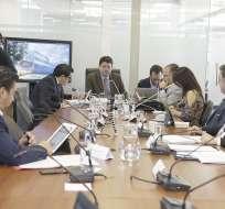 Comisión se allanaría a la mayoría de las observaciones del presidente Moreno. Foto: Asamblea