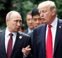 Vladímir Putin dice que está dispuesto ir a Washington. Foto: AP - Archivo