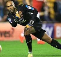 Carl Ikeme durante un partido con el Wolverhampton. Foto: Marca