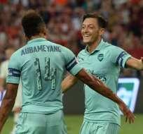 El equipo dirigido por Unai Emery venció 5-1 a su exclub. Foto: ROSLAN RAHMAN / AFP