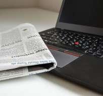 El impuesto estaría dirigido a las compañías de internet como Facebook, Google o Twitter. Foto: Pexels.com.
