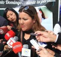 Familiares de Óscar y Kathy acudirán a CIDH por indefensión. Foto: API