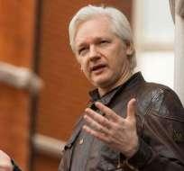 INGLATERRA.- En la visita del presidente Lenín Moreno, no se analizó el tema Assange con autoridades británicas. Foto: Archivo