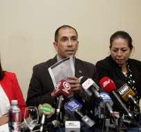 El pasado 19 de junio, Meza ratificó su apreciación y dijo que muerte de Gabela no fue por delincuencia común. Foto: API.
