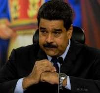 """Maduro reconoce su """"culpa"""" en la crisis de Venezuela. Foto: AP - Archivo"""