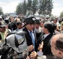La asociación pidió al Consejo de la Judicatura que investigue a jueces y fiscales. Foto: Archivo/Andes.