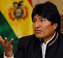 BOLIVIA.- El mandatario registra un saldo total de 406.391 bolivianos ($58 mil) a julio de 2018. Foto: Archivo