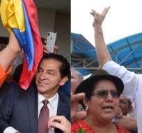 GUAYAQUIL, Ecuador.- El exasambleísta opositor cumplía su condena de 10 años por cómplice de triple crimen. Fotos: API