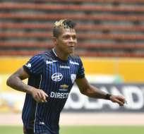 Billy Arce jugó desde el 2017 en Independiente del Valle. Foto: API