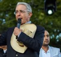 Expresidente enfrenta investigación penal por los delitos de soborno y fraude procesal. Foto: AFP Archivo