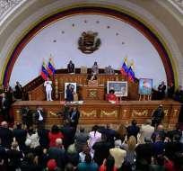 Constituyente oficialista niega haber eliminado al Parlamento de Venezuela. Foto: Archivo