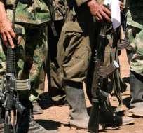 ELN dice estar dispuesto a liberar a seis secuestrados en Colombia. Foto: Archivo