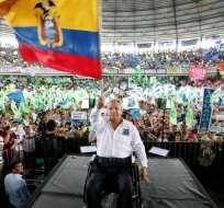 Guayaquil albergó la VII Convención Nacional del movimiento oficialista. Foto: Twitter