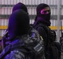 Ecuador expresó su firme rechazo y censura a los hechos violentos ocurridos en Venezuela. Foto: AFP - Referencial