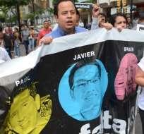 Cae presunto secuestrador del grupo periodístico de El Comercio. Foto: API - Referencial