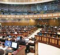 QUITO, Ecuador.- En siete artículos observados por Ejecutivo, la comisión legislativa recomienda su ratificación. Foto: Archivo