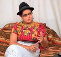 ECUADOR.- La exasambleísta reapareció como abogada del exlegislador Galo Lara. Foto: Vistazo