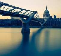 Londres ha tenido problemas con la calidad del aire desde hace años.