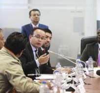 Edison Toro plantea viabilizar la revisión de las sanciones de anterior superintendente. Foto: API
