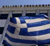 Decenas de miles de familias griegas perdieron sus casas, sus trabajos y los ahorros de toda una vida.
