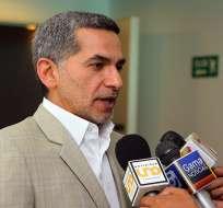 ECUADOR.- El exsecretario de Comunicación desmiente detención en Manabí. Es investigado por peculado. Foto: Archivo