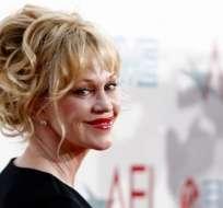 La actriz de 61 años reaparece en una portada con una renovada imagen. Foto: AP.