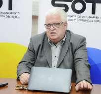 QUITO, Ecuador.- El funcionario cesado tendrá tres días de plazo para impugnar la decisión. Foto: Archivo