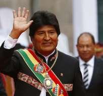 Mandatario acusó a la oposición de urdir mentiras para desprestigiar a su administración. Foto: AP