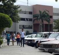 La Universidad de Guayaquil es una de las universidades con la población estudiantil más numerosa del país. Foto: Vistazo.