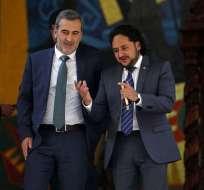 Relator de libertad de expresión se reunió con el presidente Lenín Moreno. Foto: API