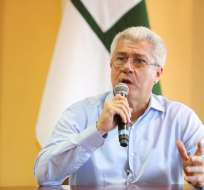 Secretario de Presidencia dio a conocer cifra tras Gabinete Ministerial en Macas. Foto: @ComunicacionEc
